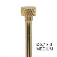 Bit carbide 5,7 x x3mm 1-uge