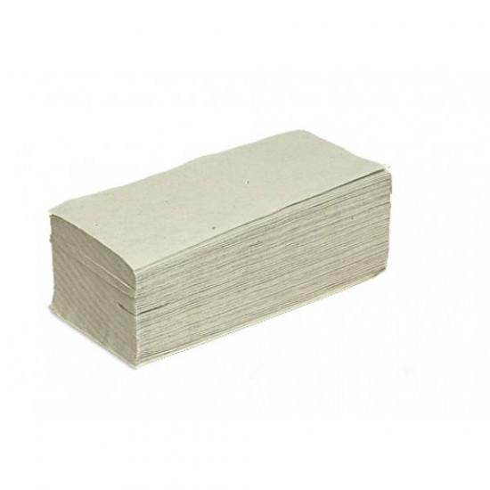 Papirservietter grå 250 blade 1lags