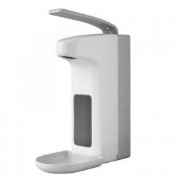 Dispenser til desinfektionsmiddel eller sæbe