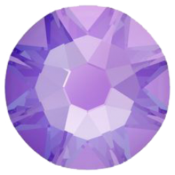 Krystaller uægte SS6 VIOLET