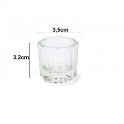Lille glas Dappen Dish