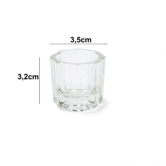 Lille glas 3,5cm