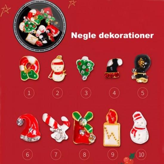 Vinter og jule tema