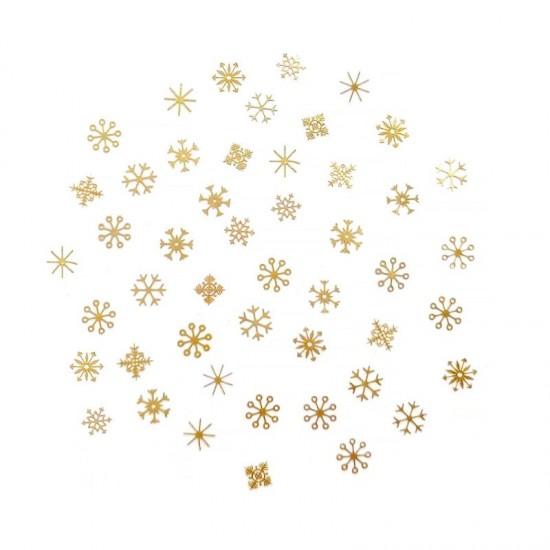 Snefnug guld