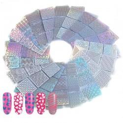 24 ark med mønstre