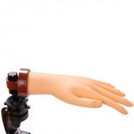Trænings øve hånd med skruetvinge