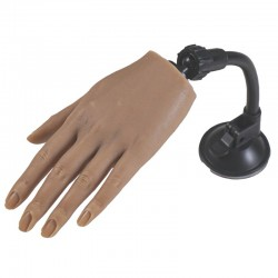 Trænings Øvehånd silicone med kugleled