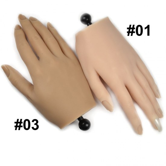 Øvehånd - træningshånd Silicone