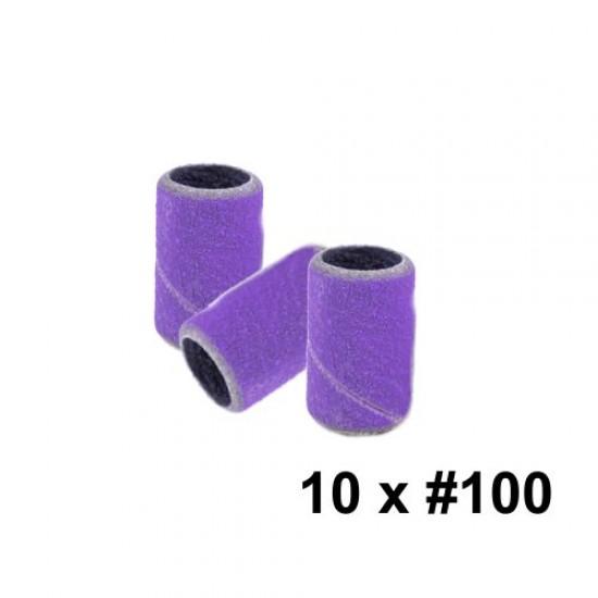 Sliberør lilla #100