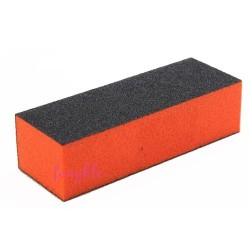 Slibeblok orange korn 100/120/120