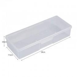 Nail tool box stor