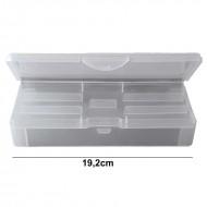 Nail tool box stor med bakke