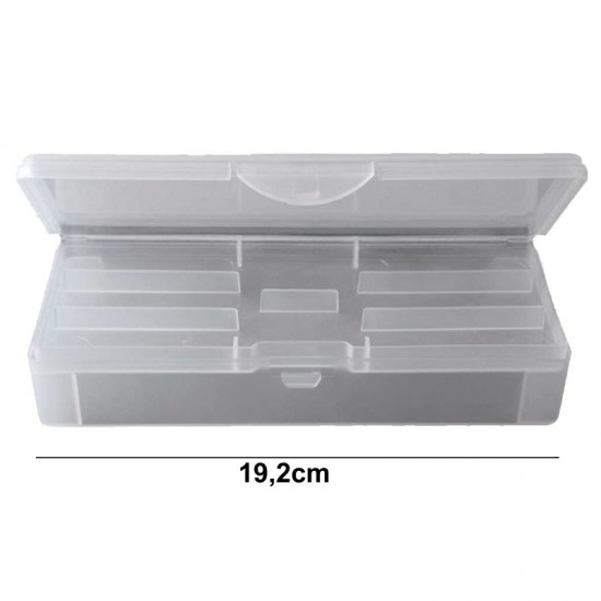 Nail tool box med bakke