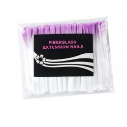 Silk Fiberglas extensions