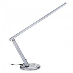LED 10W bord arbejdslampe sølv