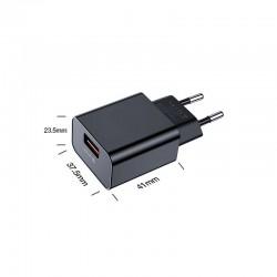 USB oplader 3,1A 18W