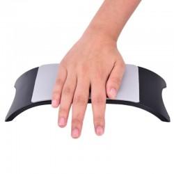 Arm- hånd-hviler hvid