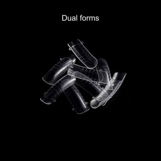 Kvalitets dual forme i blød ABS plast
